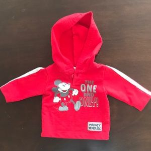 Mickey Pullover for Baby